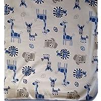 Baby Blanket Breathable Organic Cotton 100% Cotton Giraffe 1301c ah-mama [並行輸入品]