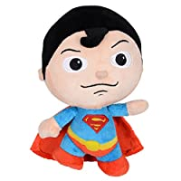 "bargains-galore 9 "" Little Mates Cosy Plush Cuddly Toy Comic HeroesソフトKids DC Super Hero (スーパーマン)"