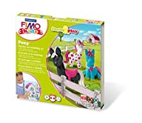 (Pony) - Fimo kids Pony Form and Play Set