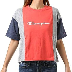 [チャンピオン] Tシャツ CW-NS314 レディース レッド 日本 M (日本サイズM相当)