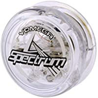 Yomega Spectrum - Light up Yo-Yo - Clear [並行輸入品]