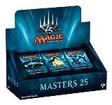 マジック:ザ・ギャザリング マスターズ25th 日本語版 ブースター 24パック入りBOX
