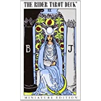 Miniature Rider Waite Tarot Deck
