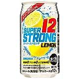 スーパーストロングチューハイレモン [ チューハイ 350ml×24本 ]