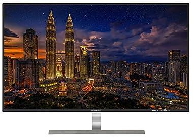 JAPANNEXT JN-IPS3200UHDR 32インチ 4K HDR対応液晶モニター HDCP2.2 HDMI2.0 FreeSync PCディスプレイ