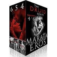 The Druid Series Boxed Set (Volumes 4-6): Dark Paranormal Vampire Reverse Harem Romance