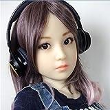 158cm女性のボディモデル 可愛いTPE製人形ドール ステンレス可動骨格内蔵 カスタマイズ可