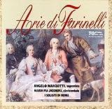 Angelo Manzotti - Arie di Farnelli