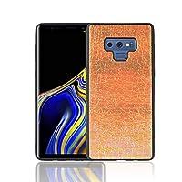 シェル の Samsung Galaxy Note 9, 耐久性のある 保護 スキン スリム 合う ケース バック スクラッチ耐性 シェル 電話 カバー Samsung Galaxy Note 9 Golden