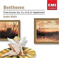 Piano Sonatas Nos 13 14 & 23: Appasionata