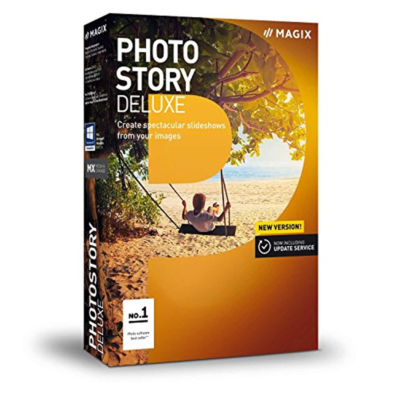 温室一節政策Magix Photostory Deluxe パッケージ版 [並行輸入品]