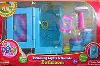 Dora the Explorer Twinkling Lights & Sounds Bathroom