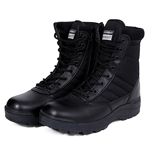 [해외]밀리터리 부츠 남성 등산화 통기성 마모 전술 부츠 야외 정글 부츠 미 군용 부츠 낚시 등산 사바 교육/Military boots Men`s climbing shoes Ventilated wear resistant tactical boots Outdoor jungle boots US military boots Fishing climbing Sa...