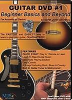 Guitar Dvd #1: Beginner Bassics & Beyond [Import]