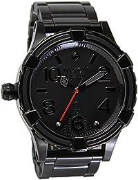[ニクソン]NIXON 腕時計 51-30 AUTOMATIC LTD SW: VADER BLACK NA171SW2244-00 メンズ 【正規輸入品】 フィフティーワンサーティー オートマチックリミテッド スターウォーズ: ヴェイダー ブラック