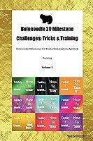 Bolonoodle 20 Milestone Challenges: Tricks & Training Bolonoodle Milestones for Tricks, Socialization, Agility & Training Volume 1
