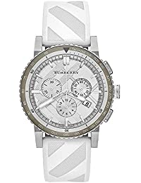 腕時計 バーバリー Burberry The New City Rubber Chronograph Unisex Watch BU9810【並行輸入品】