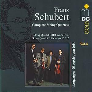 String Quartets 6