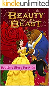 Beauty and the Beast: Disney Bedtime Story for Kids ages 4-8 (English Edition)