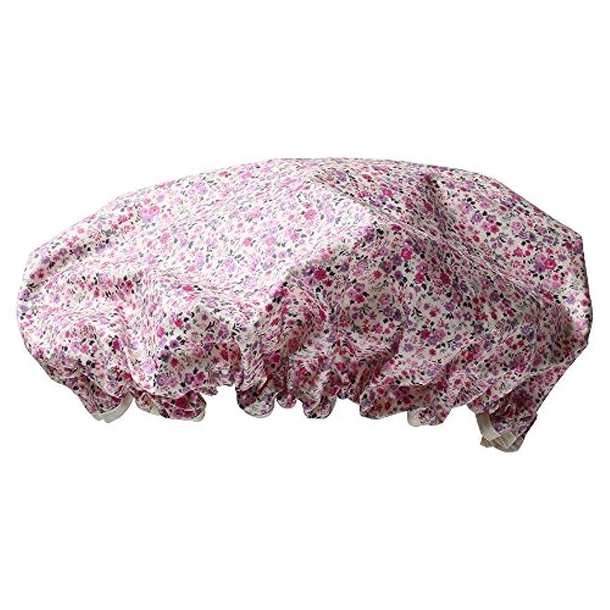 勝つ雰囲気赤面シャワーキャップ #6163-3 ピンク