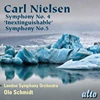 Carl Nielsen: Symphony No. 4, 'inextinguishable'/Symphony No. 5 by Lso (2013-04-27)