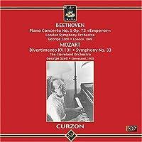 Piano Concerto / Divertimento / Symphony 33