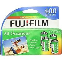 Fujifilm純正Superia x-tra ISO 40035mmカラーフィルム–24枚撮り、4パック