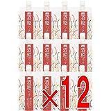 【 12個 】 ワフードメイド (Wafood Made) 酒粕パック 170g 日本製
