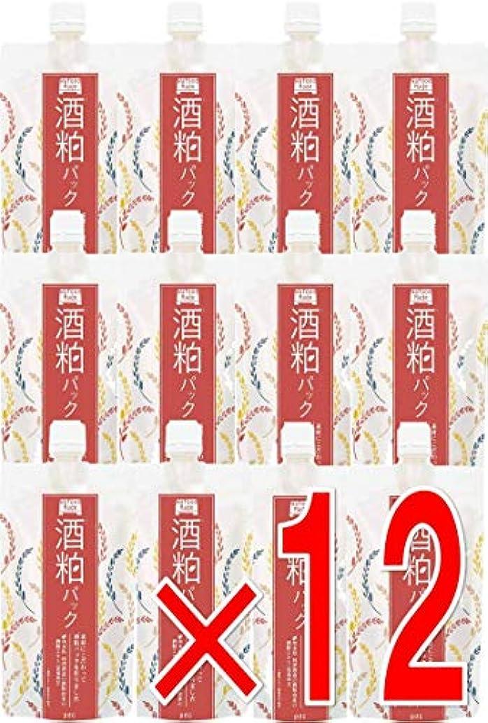 写真を描く海外で地味な【 12個 】 ワフードメイド (Wafood Made) 酒粕パック 170g 日本製