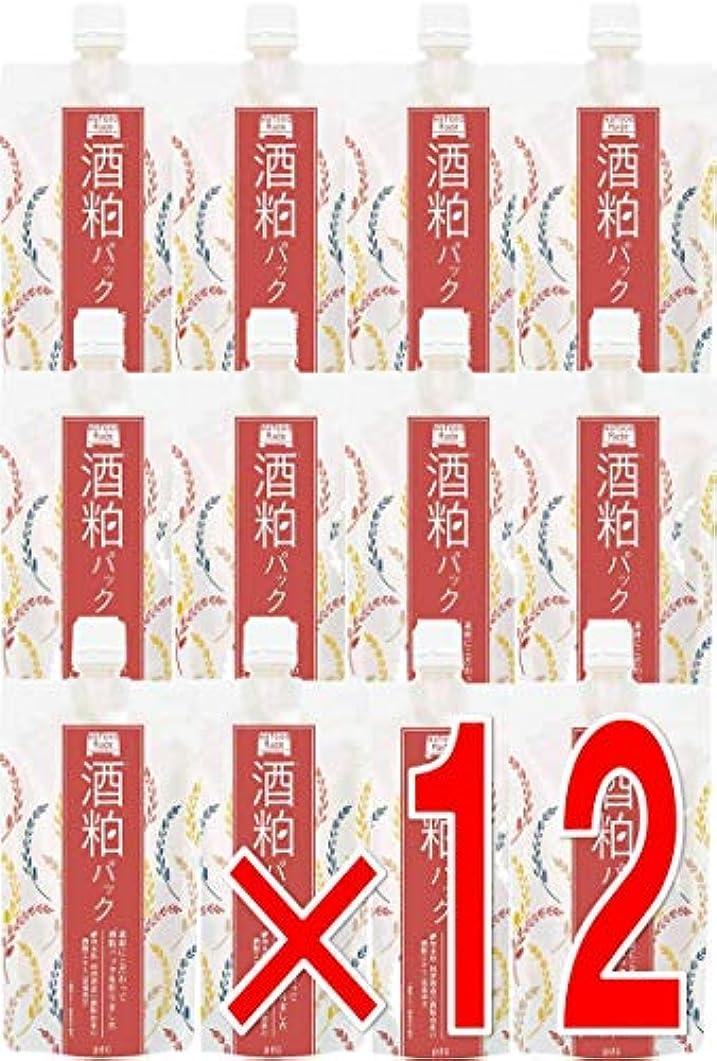 死んでいるレプリカ発送【 12個 】 ワフードメイド (Wafood Made) 酒粕パック 170g 日本製