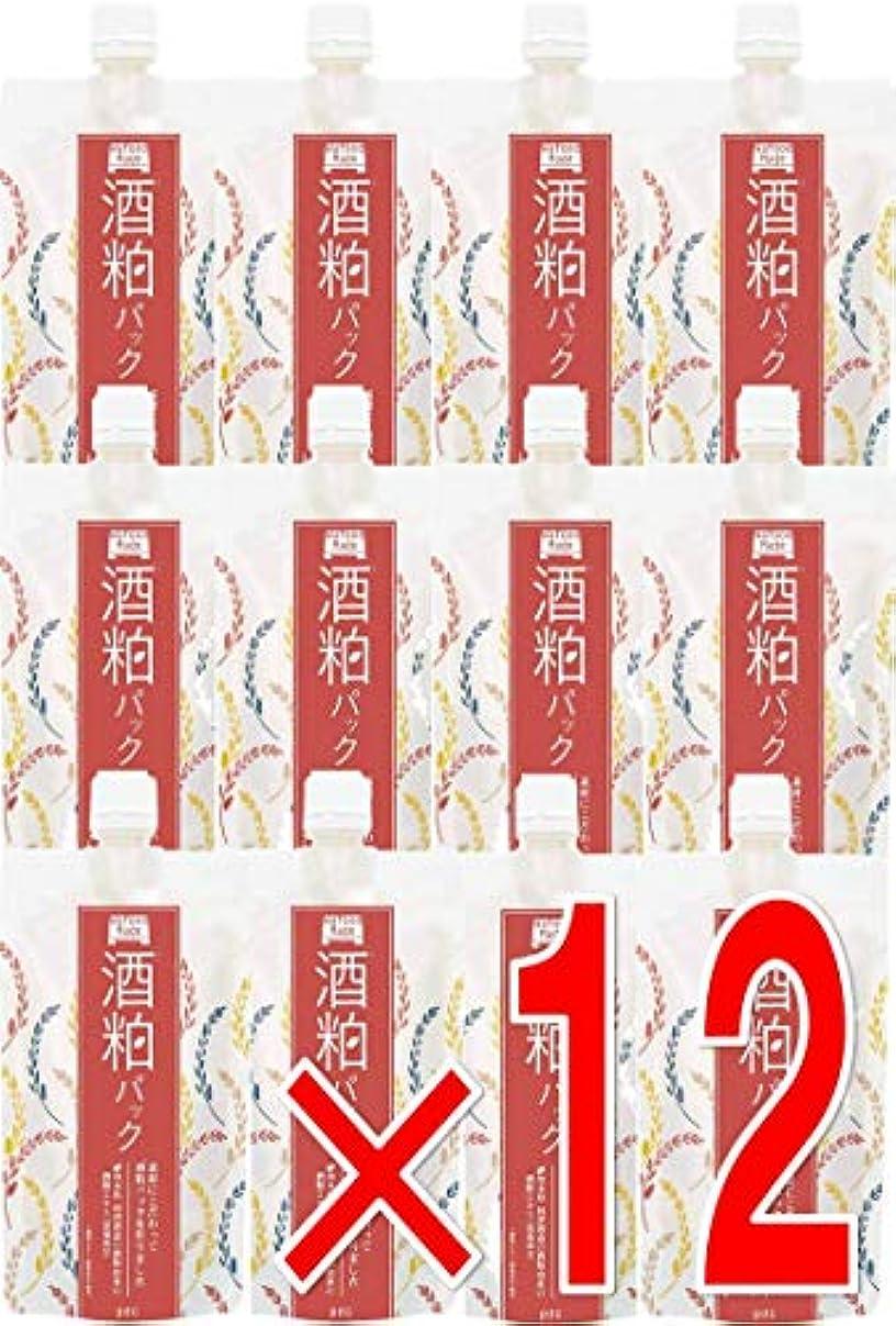 石化するカートリッジ甥【 12個 】 ワフードメイド (Wafood Made) 酒粕パック 170g 日本製