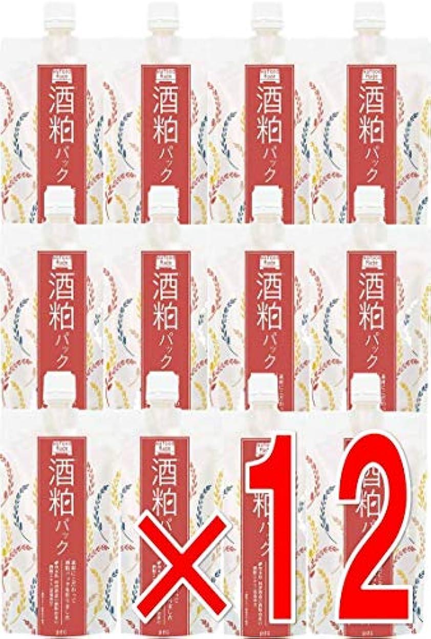 繁栄する予算雇用【 12個 】 ワフードメイド (Wafood Made) 酒粕パック 170g 日本製