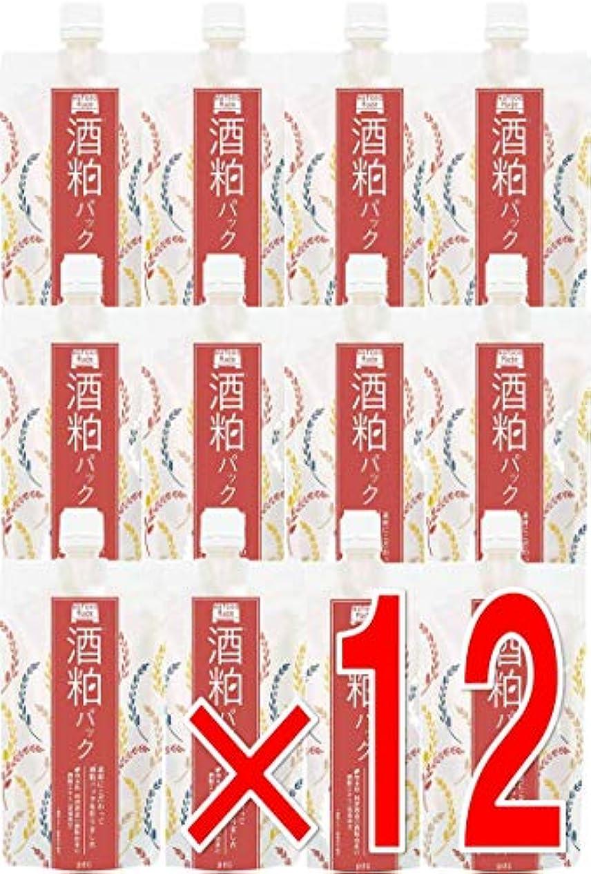支援書誌機関【 12個 】 ワフードメイド (Wafood Made) 酒粕パック 170g 日本製
