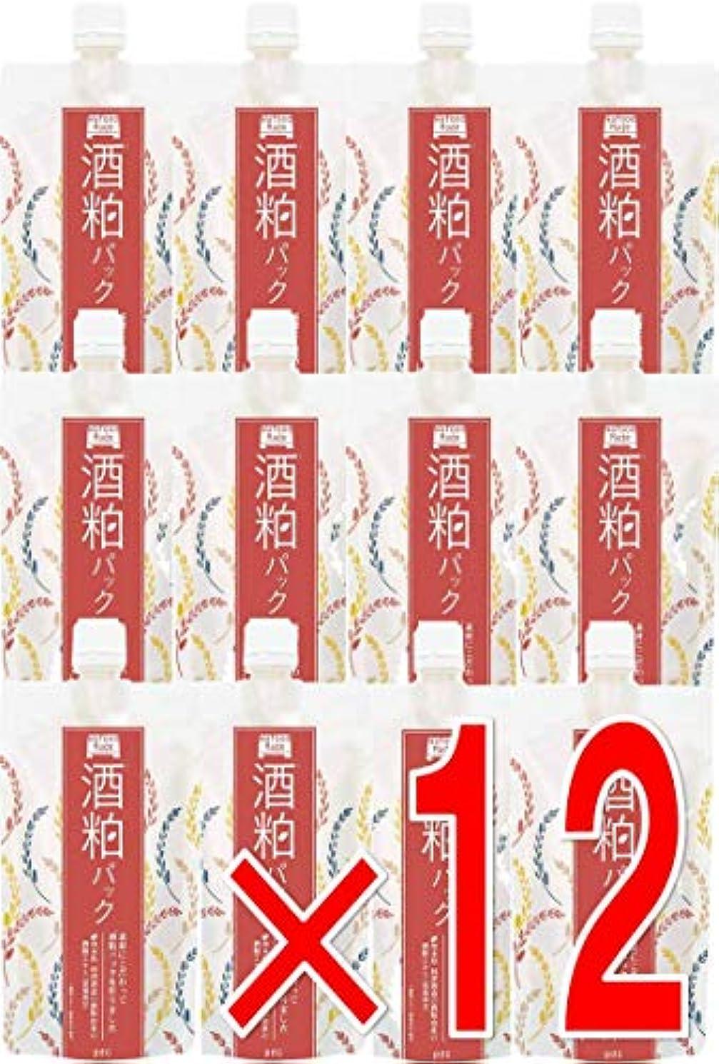 彼ら拡張おっと【 12個 】 ワフードメイド (Wafood Made) 酒粕パック 170g 日本製