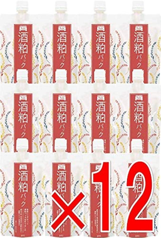 湿度放散するずっと【 12個 】 ワフードメイド (Wafood Made) 酒粕パック 170g 日本製