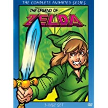 Legend of Zelda: Complete Animated Series [DVD] [Import]