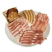 BBQ ロース バラ肉 ウインナー 豚スライス おいしいお肉屋さん 豚屋とんきいのファミリーセット