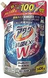 アタックNeo 抗菌EX Wパワー 洗濯洗剤 濃縮液体 詰替用