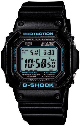 [カシオ] 腕時計 ジーショック 電波ソーラ GW-M5610BA-1JF ブラック