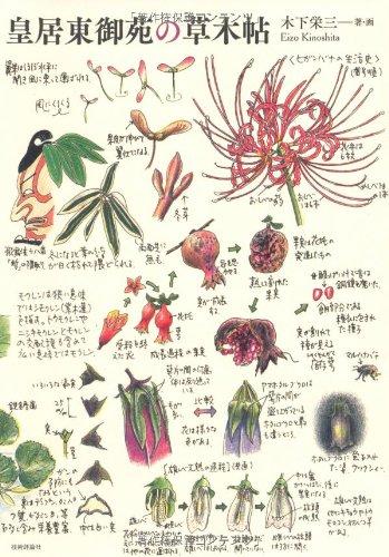 皇居東御苑の草木帖の詳細を見る