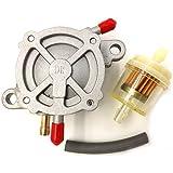 福美康(FUMEIKANG) 負圧 ポンプ 汎用品 フューエル 燃料 ポンプ ジャイロ リード ディオ