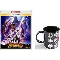 【Amazon.co.jp限定】アベンジャーズ/インフィニティ・ウォー MovieNEX オリジナルマグカップ