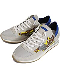 (フィリップモデル) PHILIPPE MODEL 43524-064 TR LU CY02 YELLOW/GREY/GUN