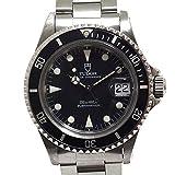 [チュードル]Tudor メンズ自動巻き腕時計 サブマリーナ 79090 ブラック文字盤 1992年製 中古
