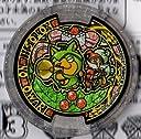 【妖怪メダル】KOTOSINO OWARI(メロンニャン)(アパレル付属)/うたメダル(クリア)/妖怪ウォッチ