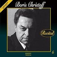 Boris Christoff Recital