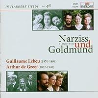 Trios for Violin by Narziss und Goldmund (2009-09-01)