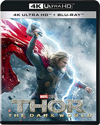 マイティ・ソー/ダーク・ワールド 4K UHD [4K ULTRA HD+ブルーレイ] [Blu-ray]
