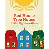Red House, Tree House, Little Bitty Brown Mouse (English Edition)