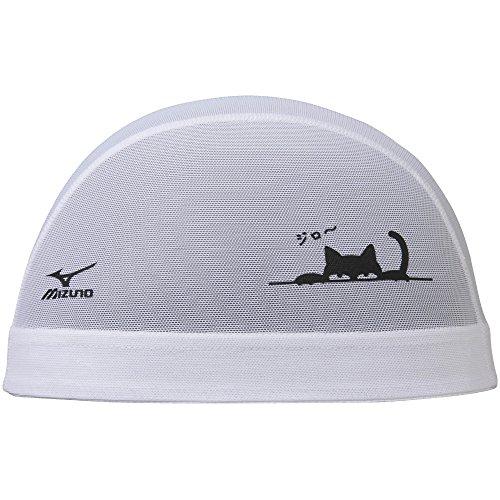 [해외]MIZUNO (미즈노) 수영 모자 수영 메쉬 N2JW7506/MIZUNO (Mizuno) swim cap swimming mesh N2JW 7506